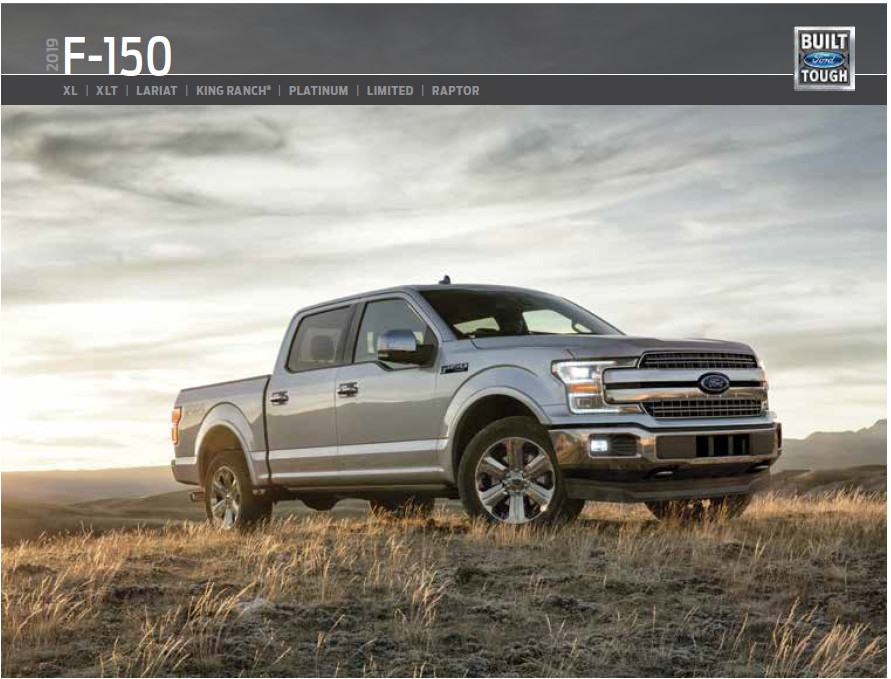 2019 Ford F-150 Brochure | Joe Cotton Ford