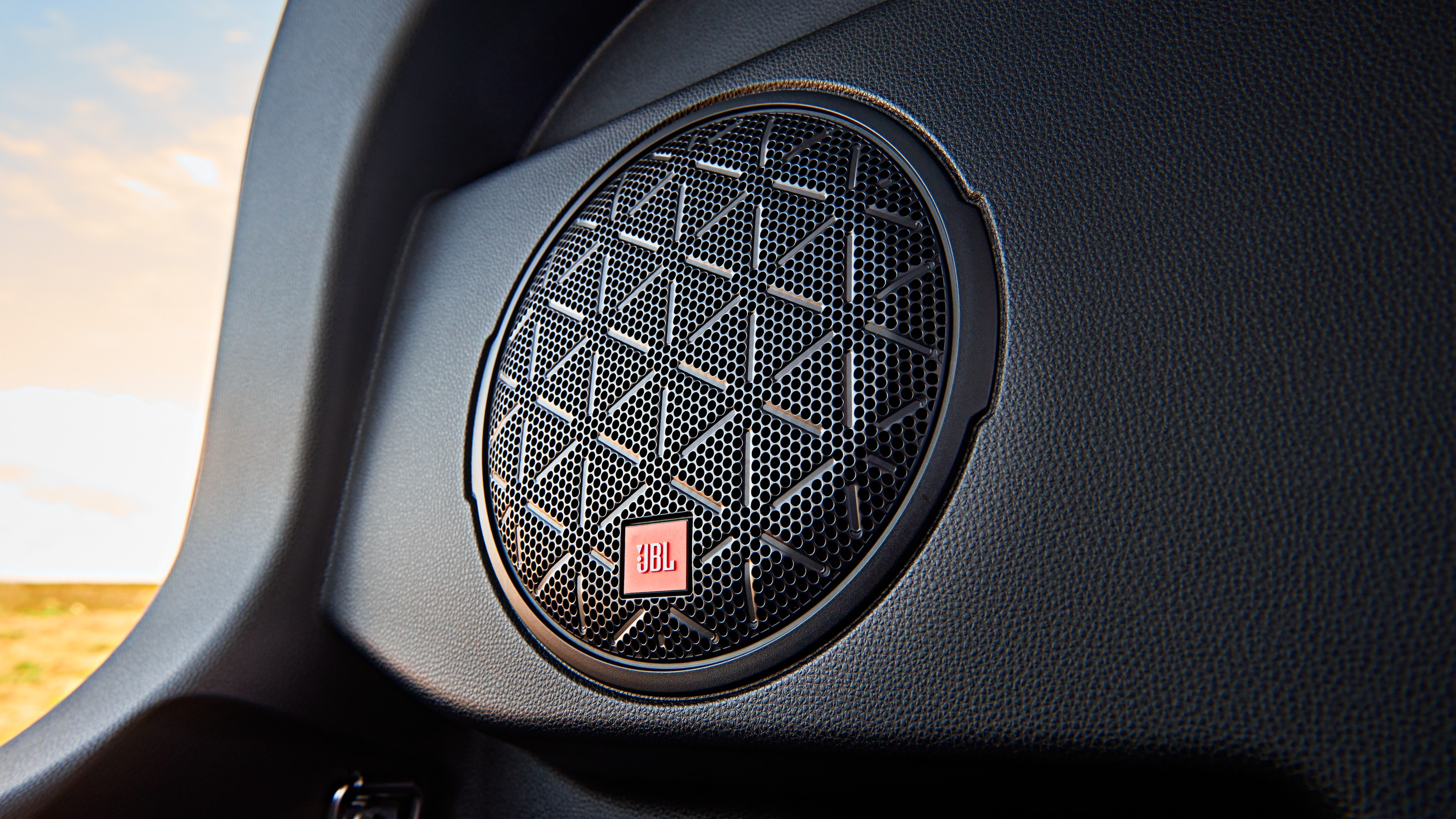 The JBL Speakers of the RAV4