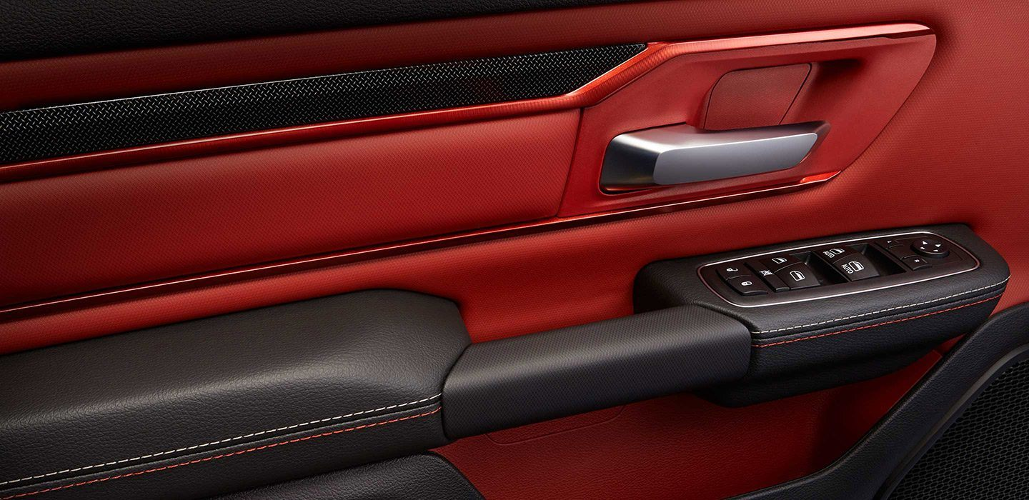 Enticing Cabin of the 2019 Ram 1500