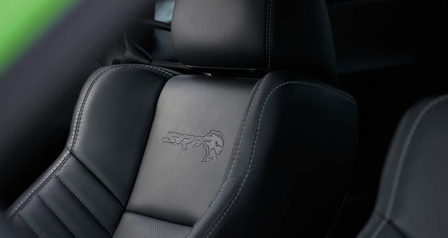 Upscale Seating in the 2019 Challenger