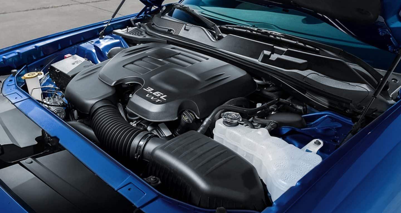 2019 Challenger's Engine