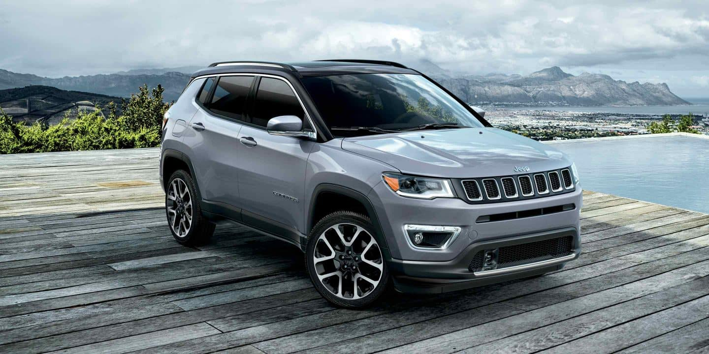 2019 Jeep Compass Leasing near Oklahoma City, OK