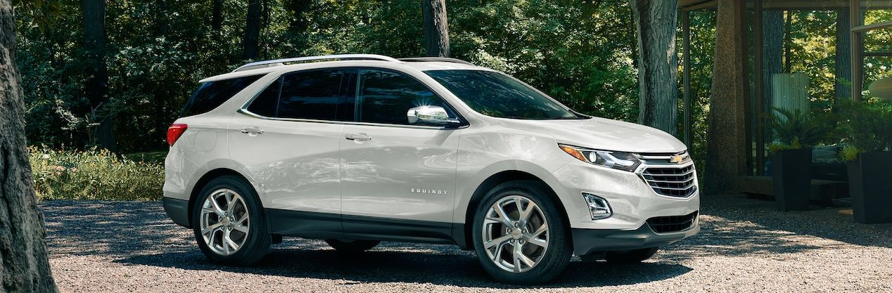 2019 Chevrolet Equinox Leasing near Ann Arbor, MI