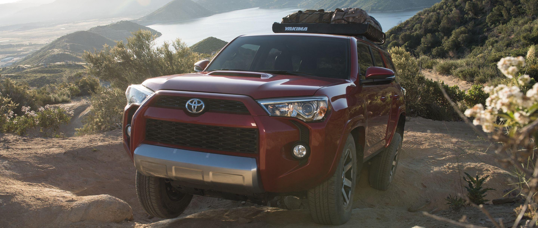 Toyota Forerunner For Sale >> 2019 Toyota 4runner For Sale Near Canton Mi