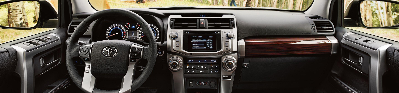2019 Toyota 4Runner Center Console