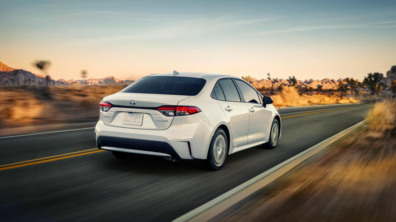 2020 Toyota Corolla Hybrid for Sale near Ypsilanti, MI