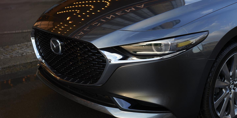 Make a Great Impression in the Mazda3 Sedan!
