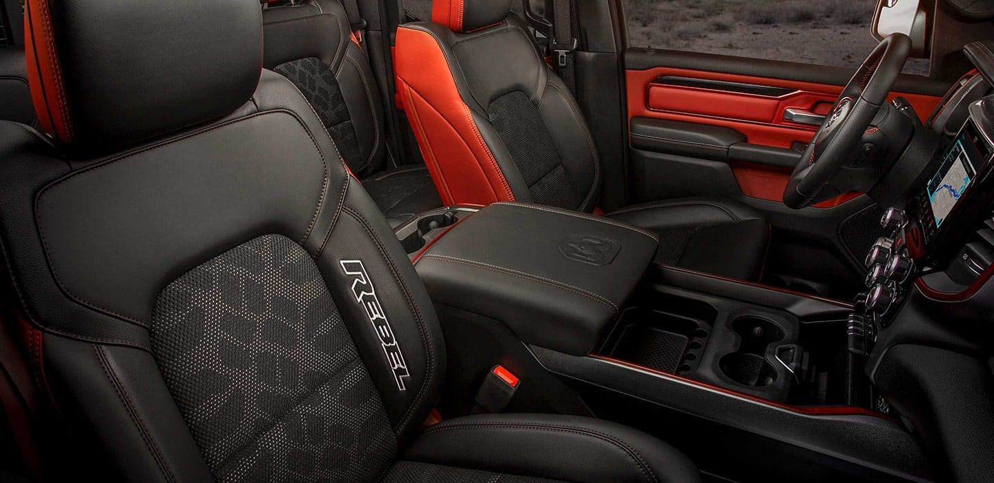 Interior Style of the 2019 1500