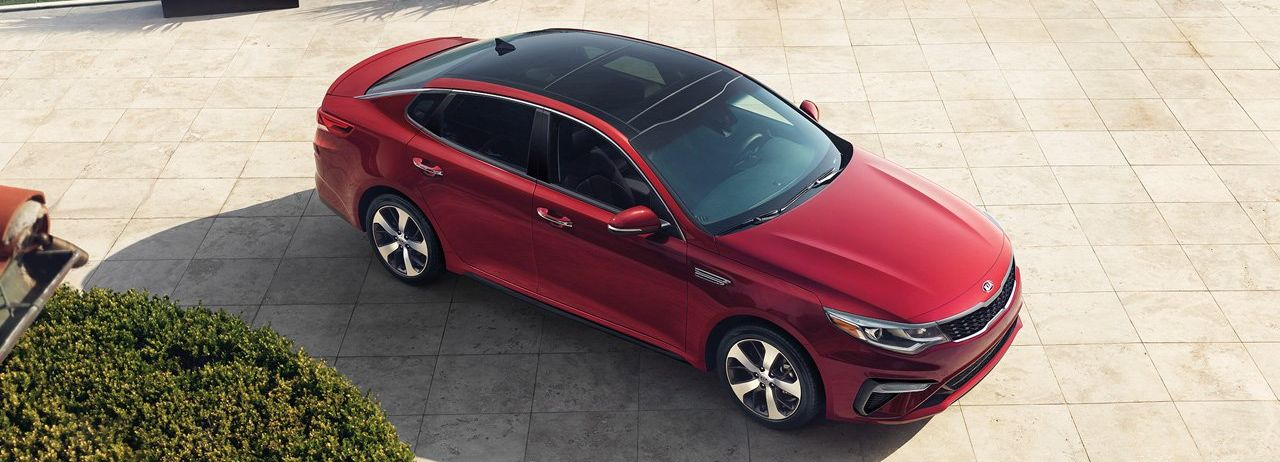 2019 Kia Optima Leasing near Bellevue, NE