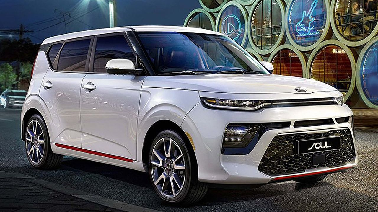 2020 Kia Soul Leasing in San Antonio, TX