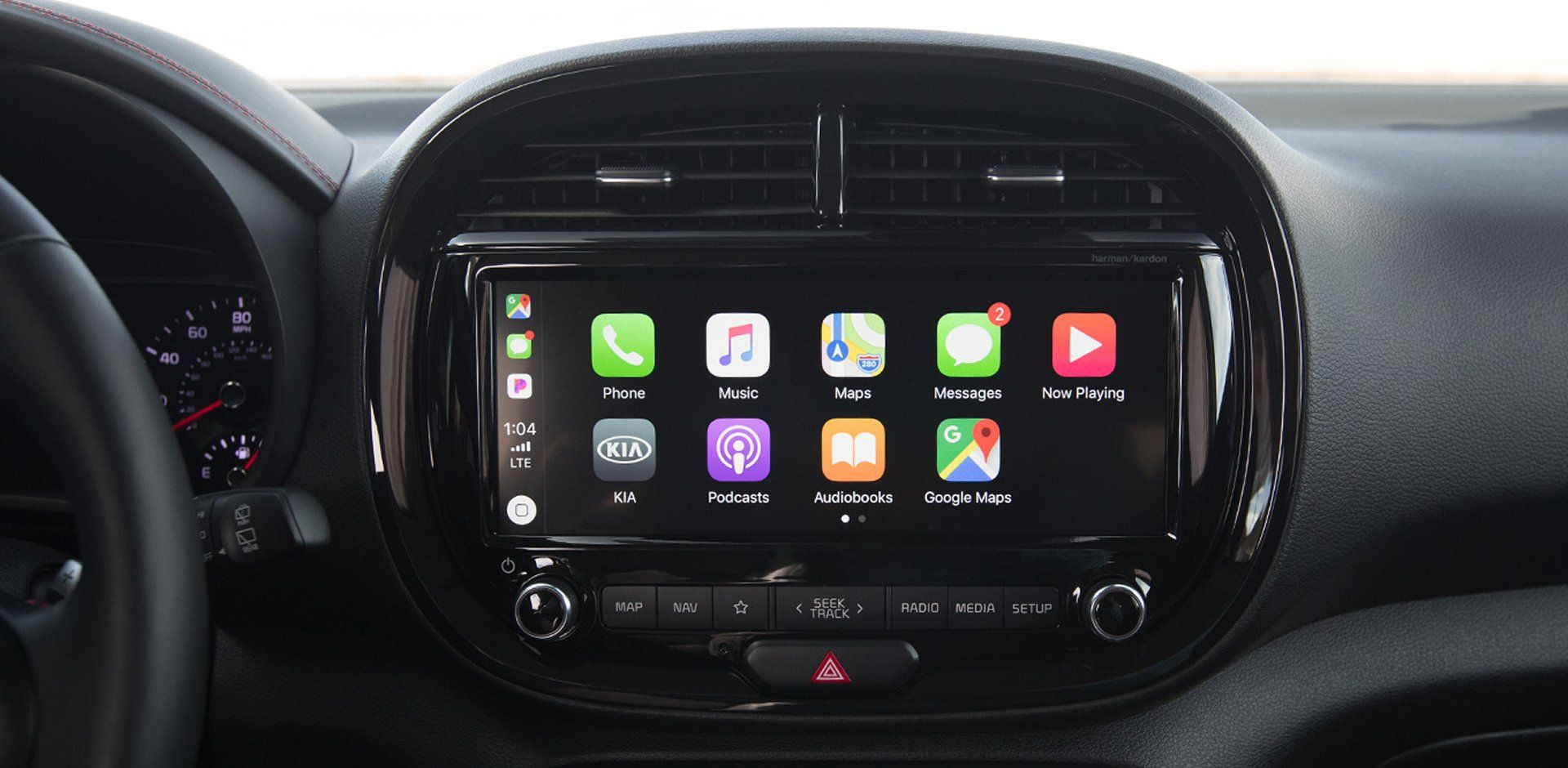 2020 Soul Infotainment System