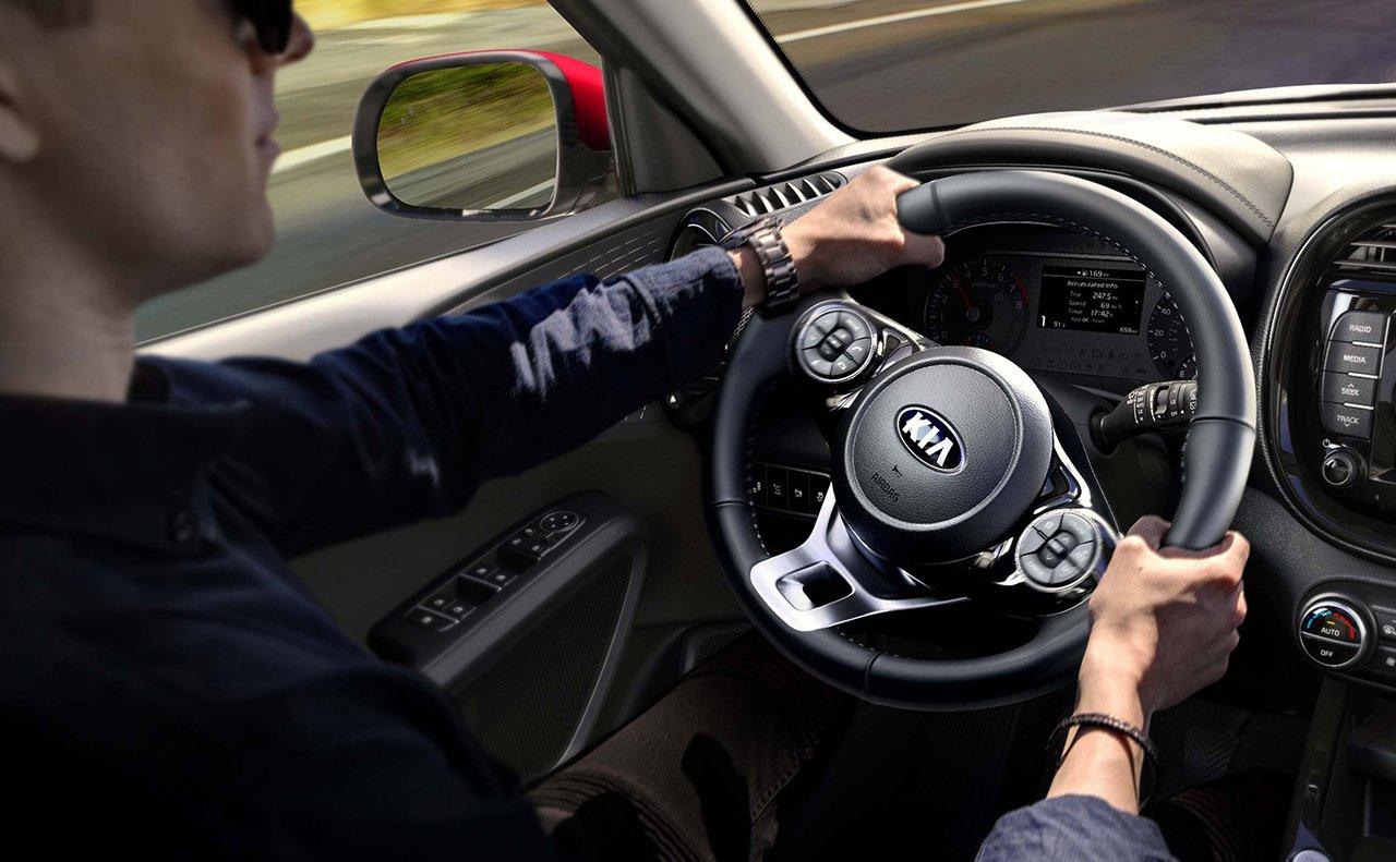 2020 Kia Soul Steering Wheel
