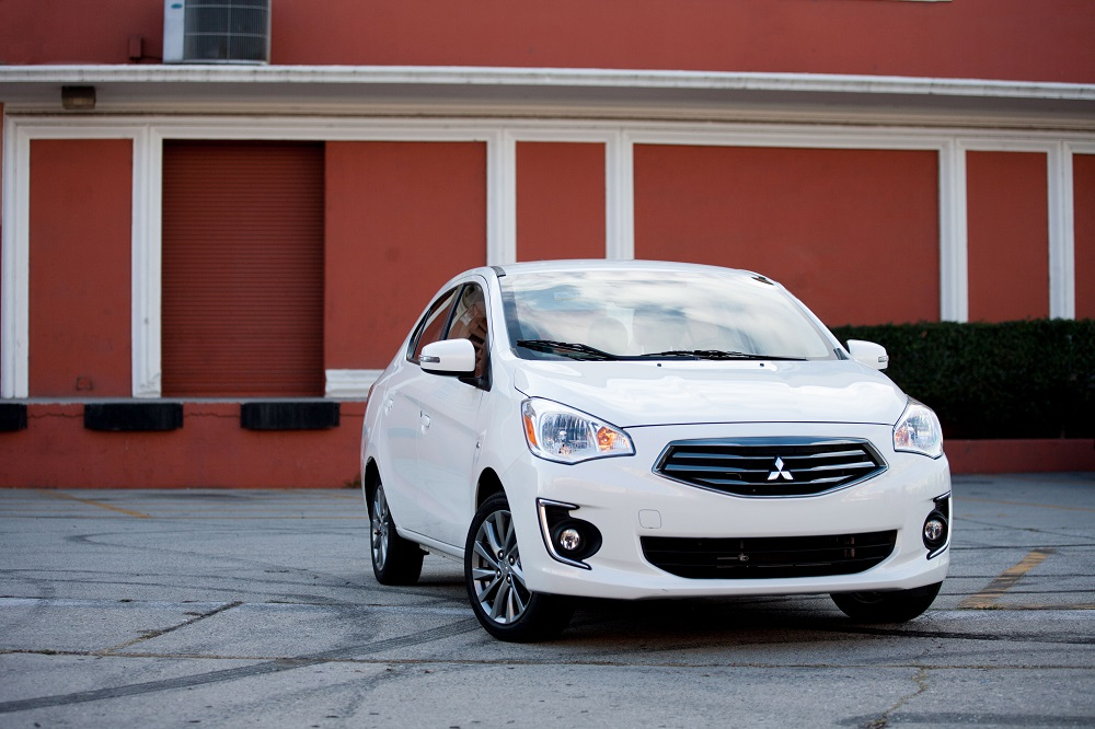 Mitsubishi Mirage Trim Levels Huntsville AL | Bill Penney