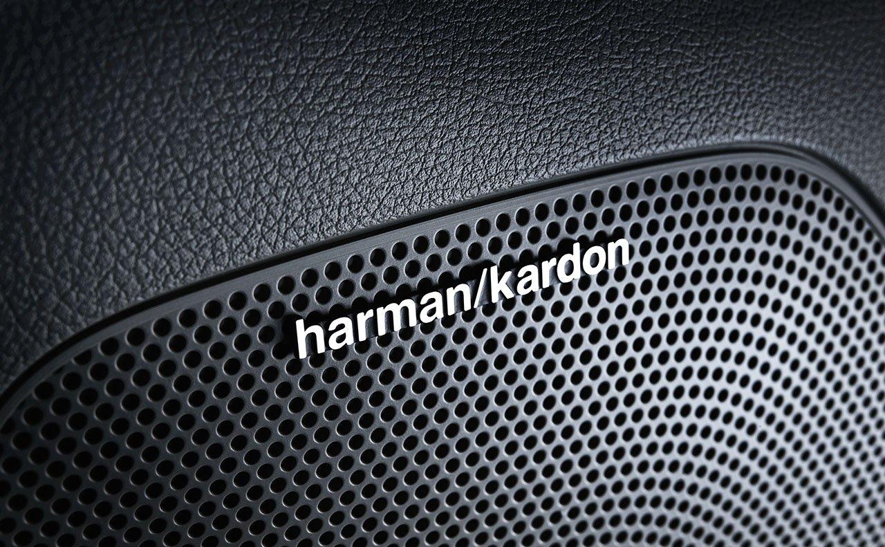Premium Audio in the 2019 Kia Sportage