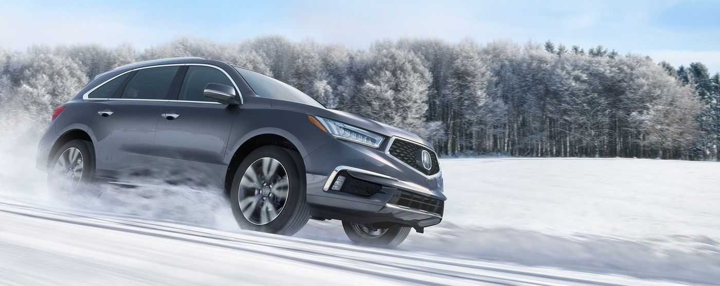 2019 Acura MDX Leasing near Chicago, IL