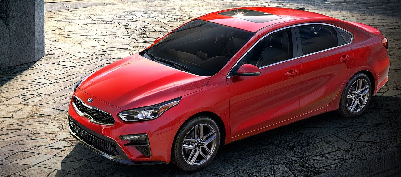 2019 Kia Forte Safety Features and Awards in Huntington, NY