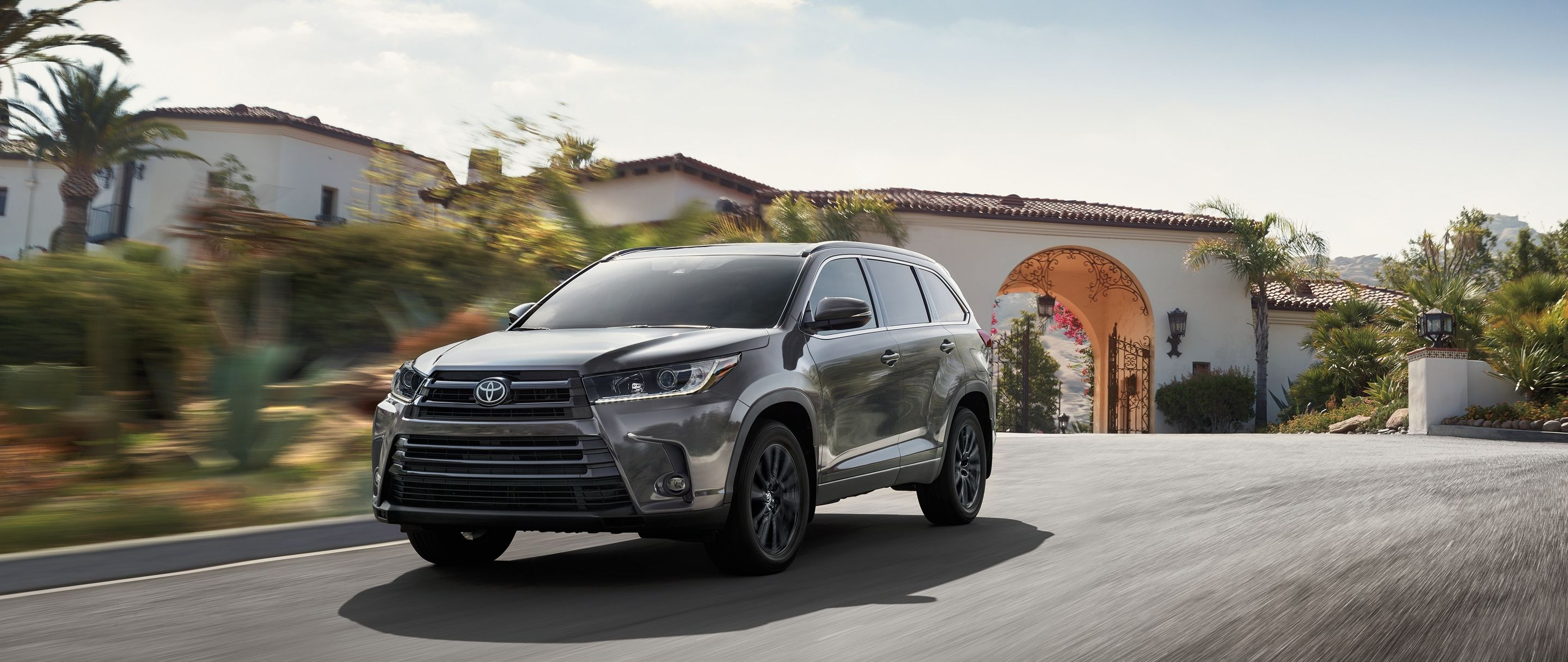 Toyota Highlander Lease >> 2019 Toyota Highlander Leasing Toyota Of Greenwich