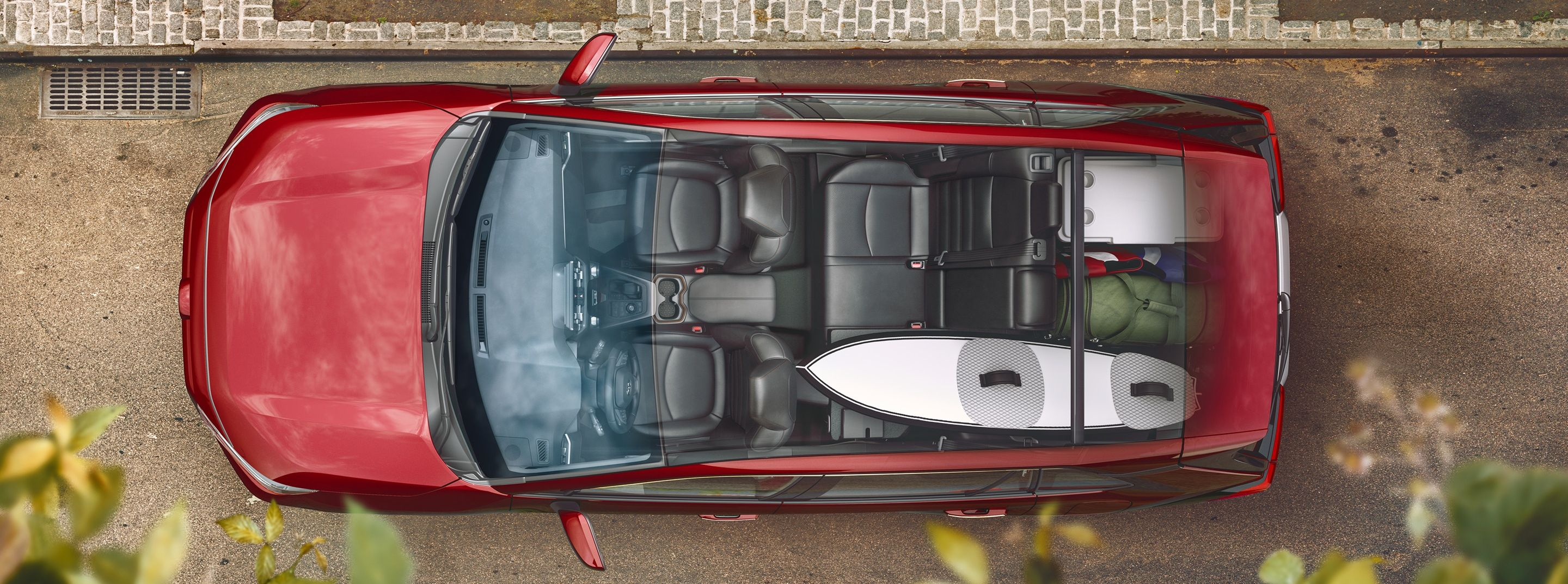 Storage Capacity in the 2019 RAV4