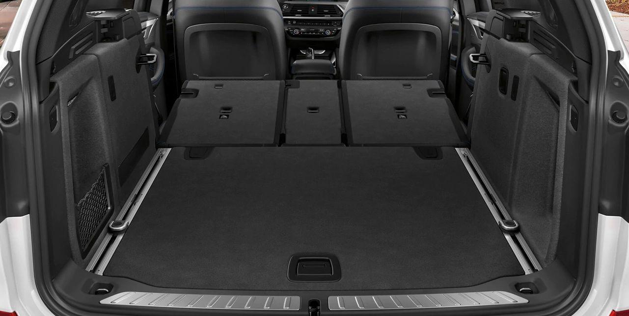 2019 BMW X3 Cargo Area