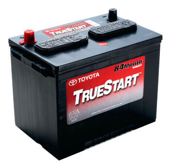 Toyota True Start Battery Coupon