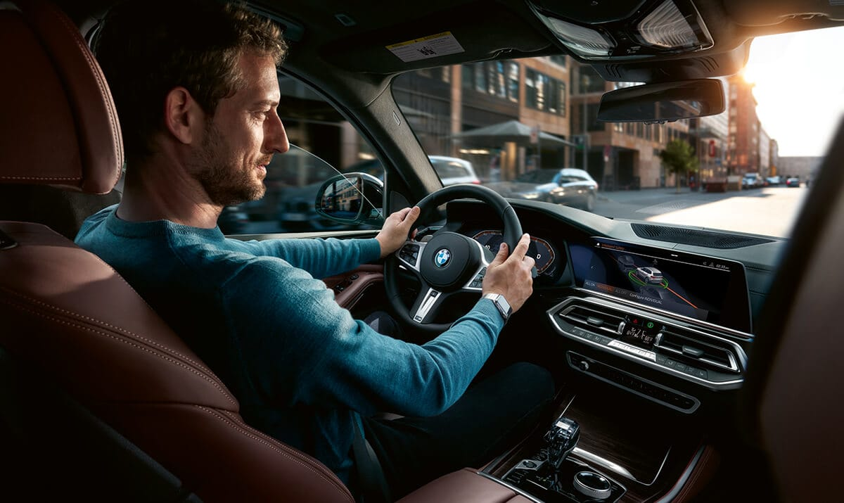 Stay Alert in the 2019 BMW X5