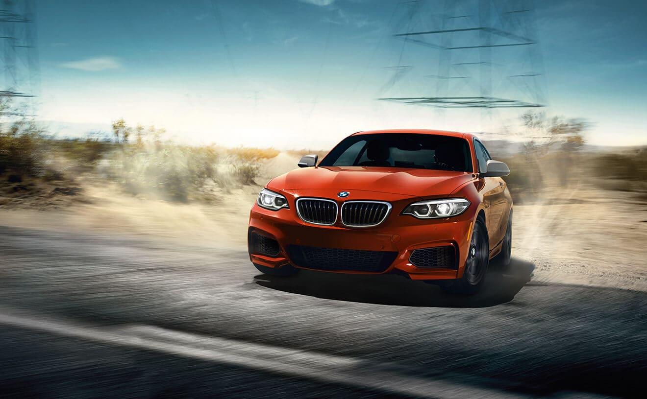 BMW Leasing near Dallas, TX