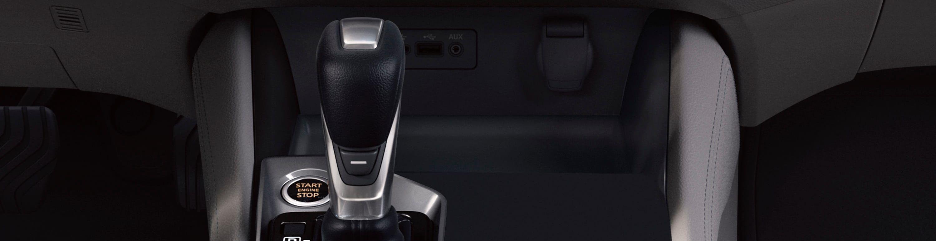 2019 Nissan Altima Shift Knob
