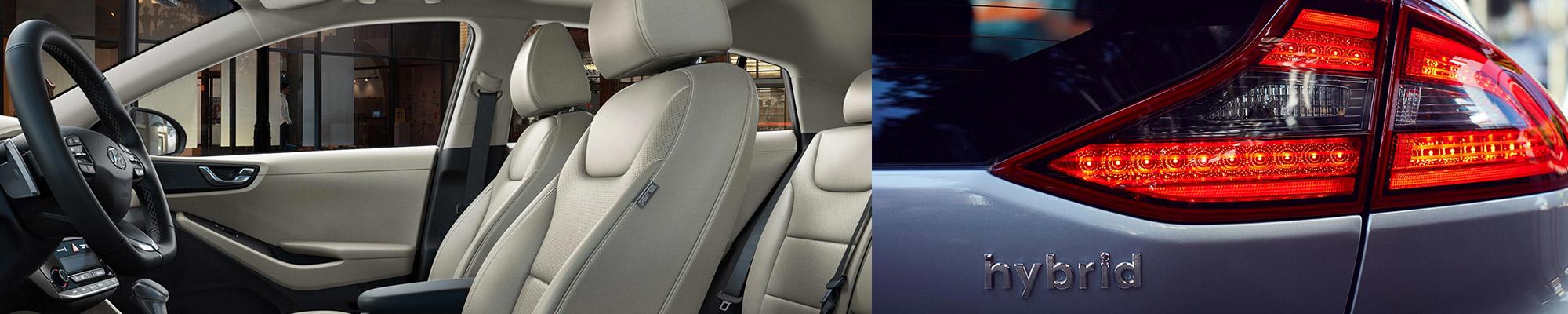 New Hyundai Ioniq Hybrid Salisbury