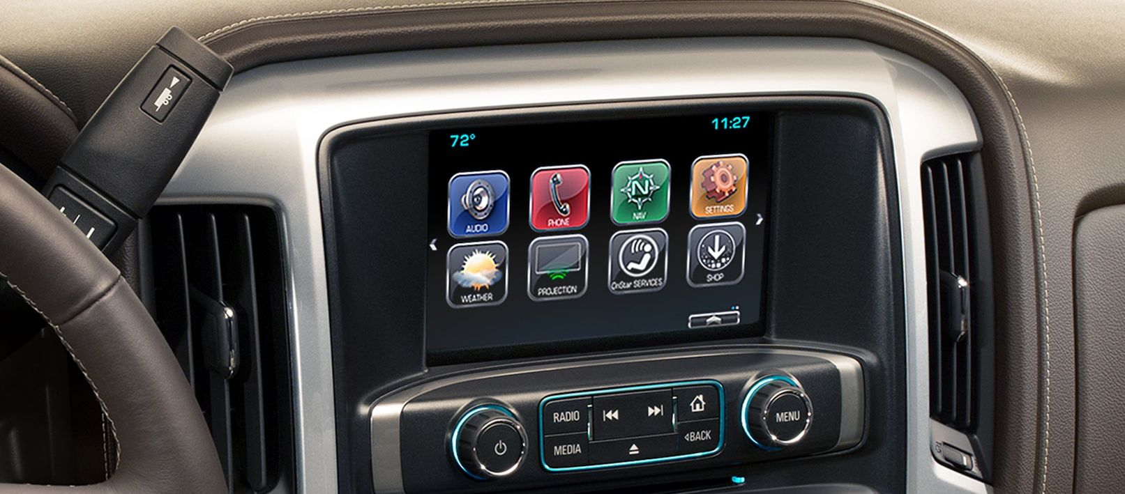 2019 Chevrolet Silverado 1500 Touchscreen