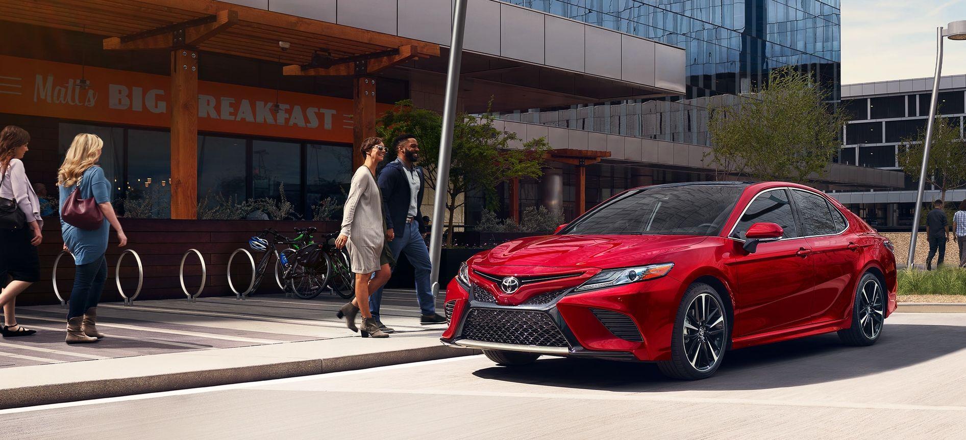 2019 Toyota Camry Financing near Cedar Rapids, IA