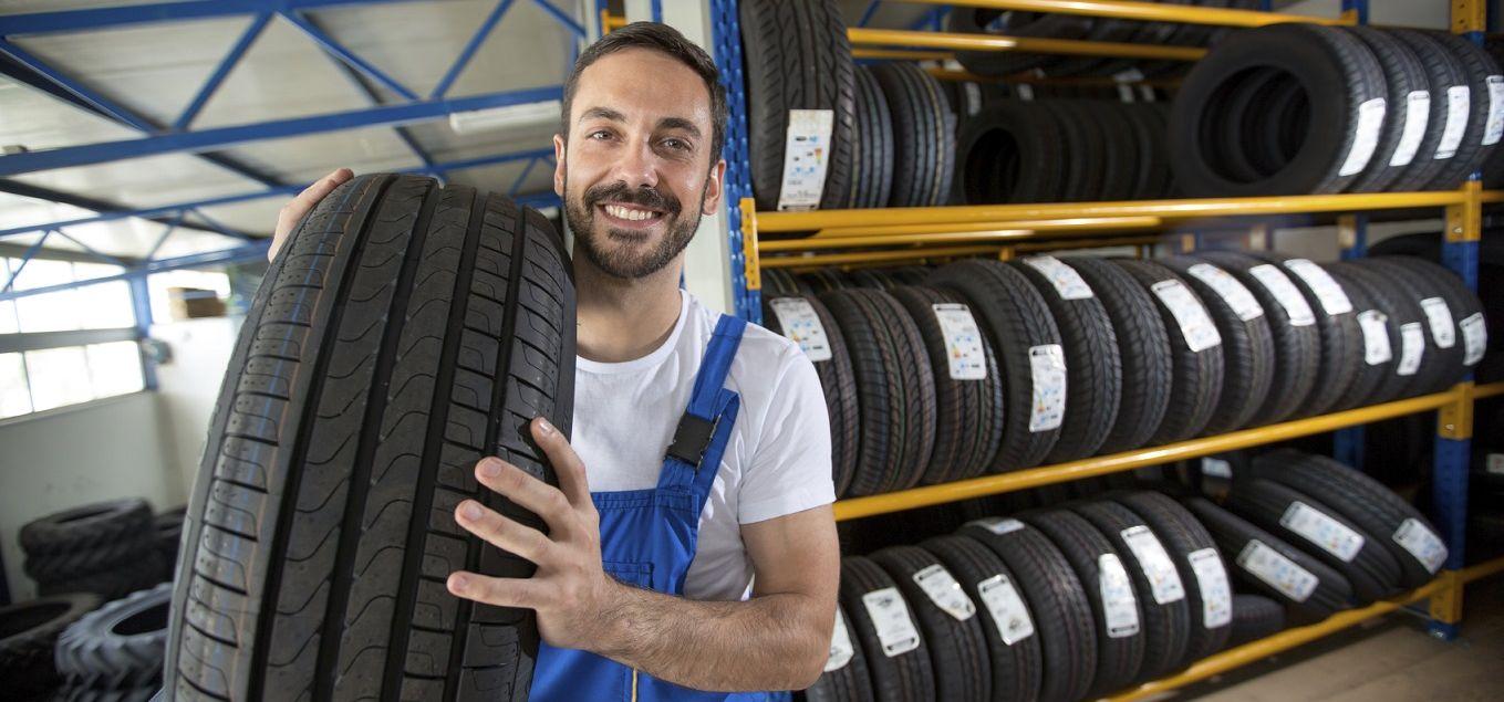 Tire Rotation Service near Pasadena, TX