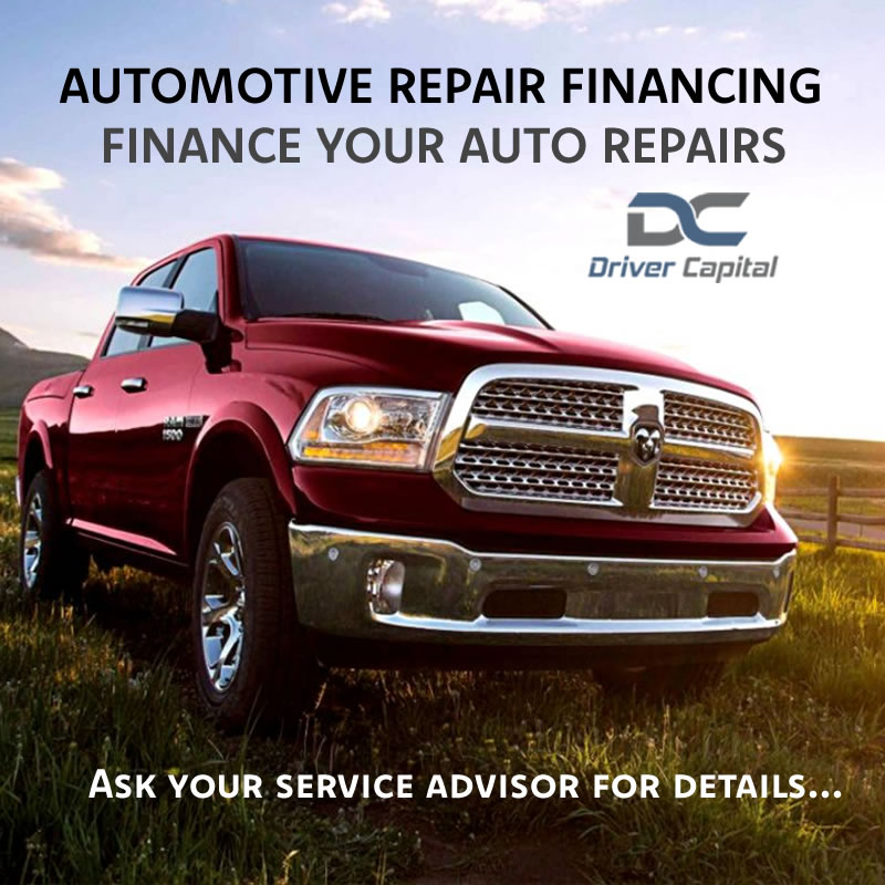 Finance Your Auto Repairs
