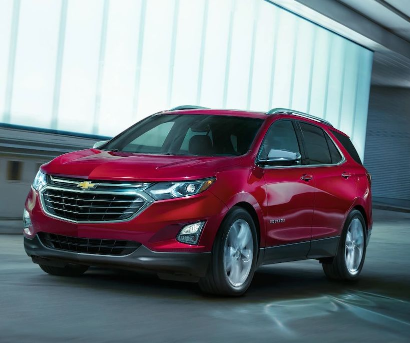 2019 Chevrolet Equinox Leasing near Claremore, OK