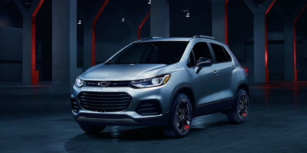 2019 Chevrolet Trax Leasing near Lansing, IL
