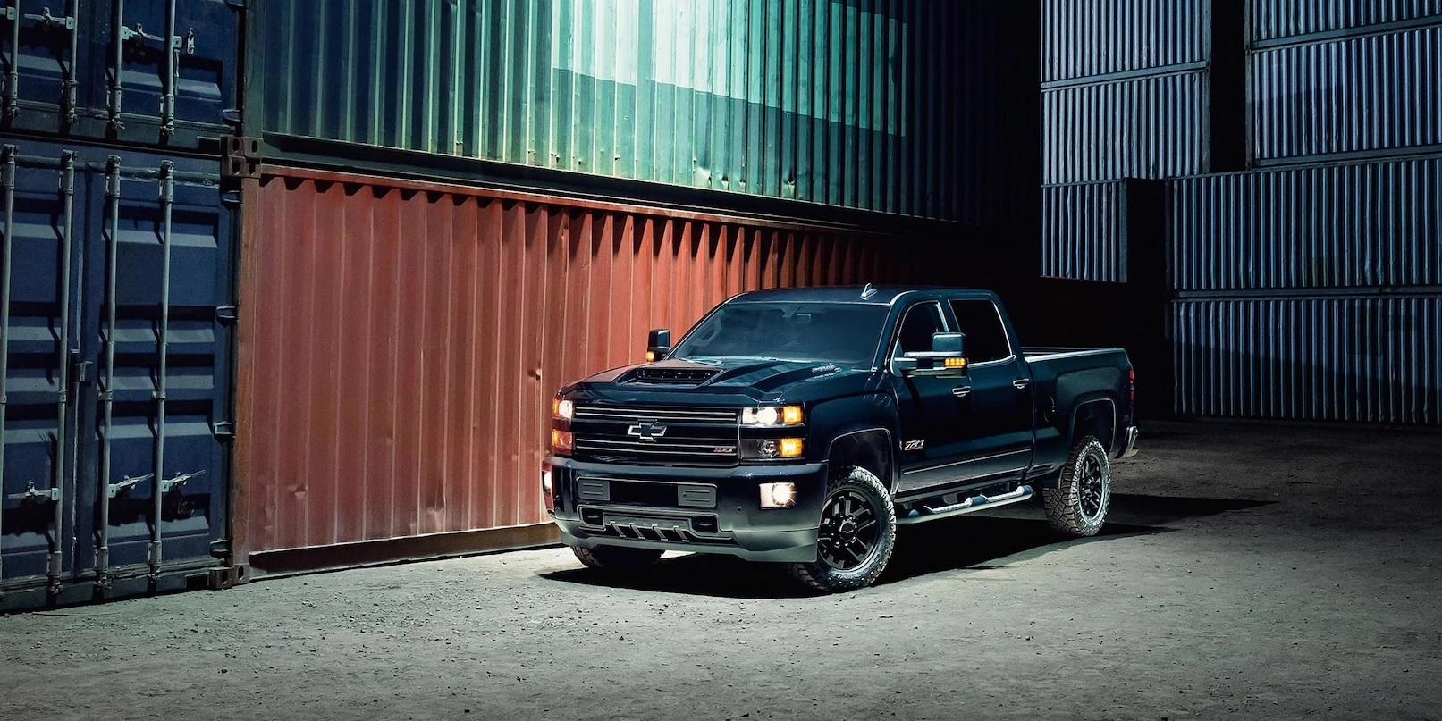 2019 Chevrolet Silverado 2500HD Financing near Schererville, IN
