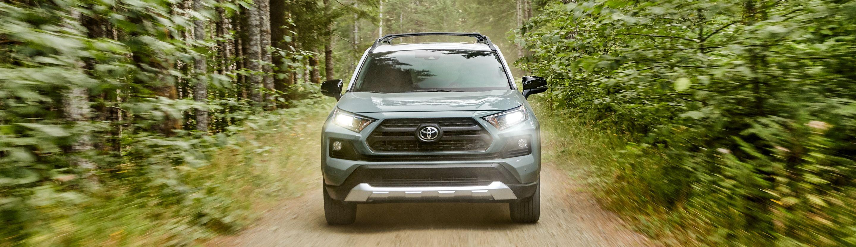 2019 Toyota RAV4 Leasing near Columbia, MO