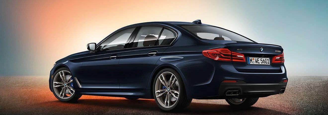 2019 BMW 5 Series Leasing near Orlando, FL