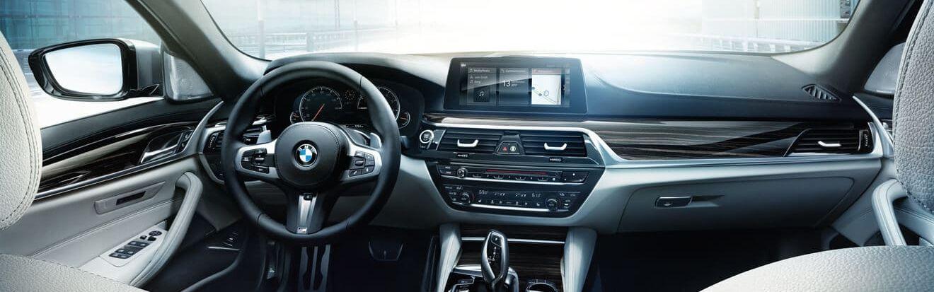 2019 BMW 5 Series Cockpit