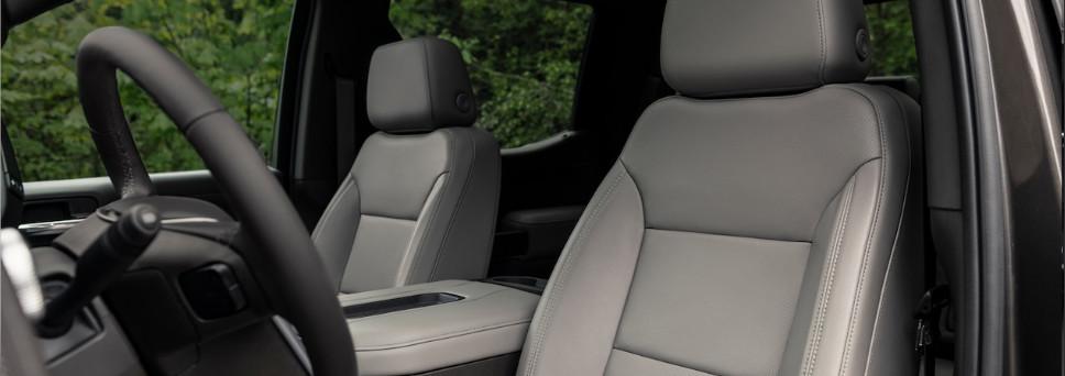 2019 GMC Sierra 1500 Seating