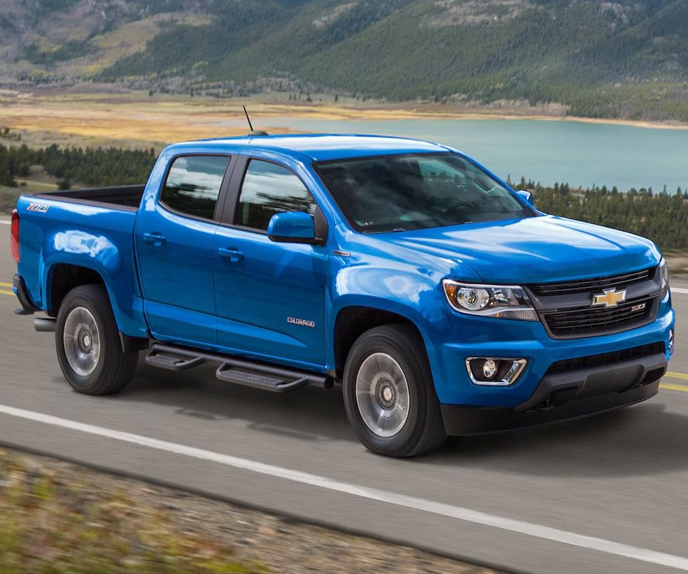 Chevrolet Leases: 2019 Chevrolet Colorado Leasing Near Tulsa, OK