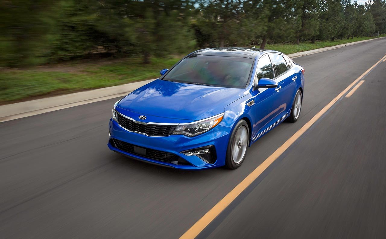 2019 Kia Optima Leasing in New Braunfels, TX