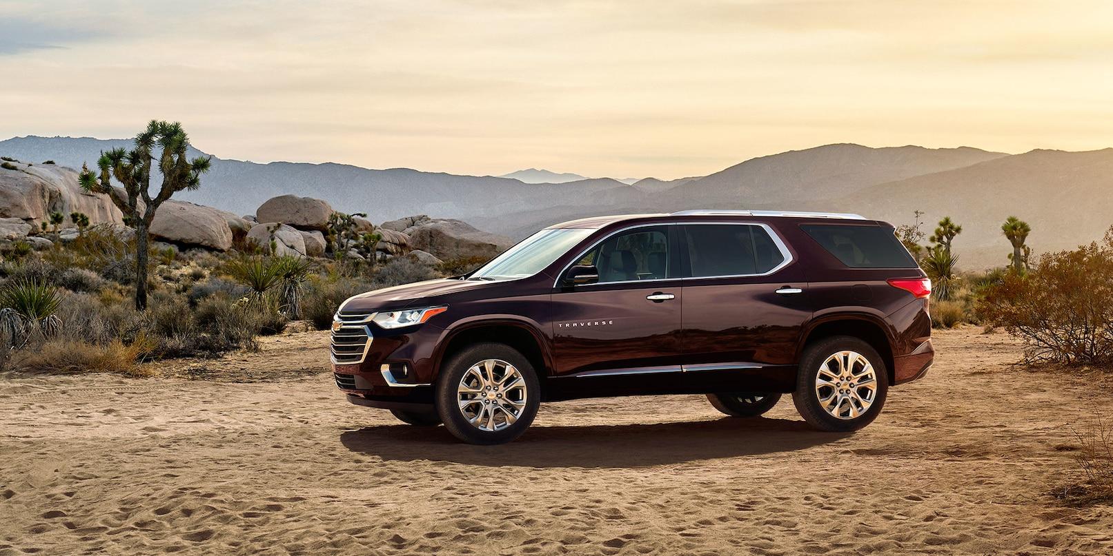 2019 Chevrolet Traverse Financing near Lapeer, MI