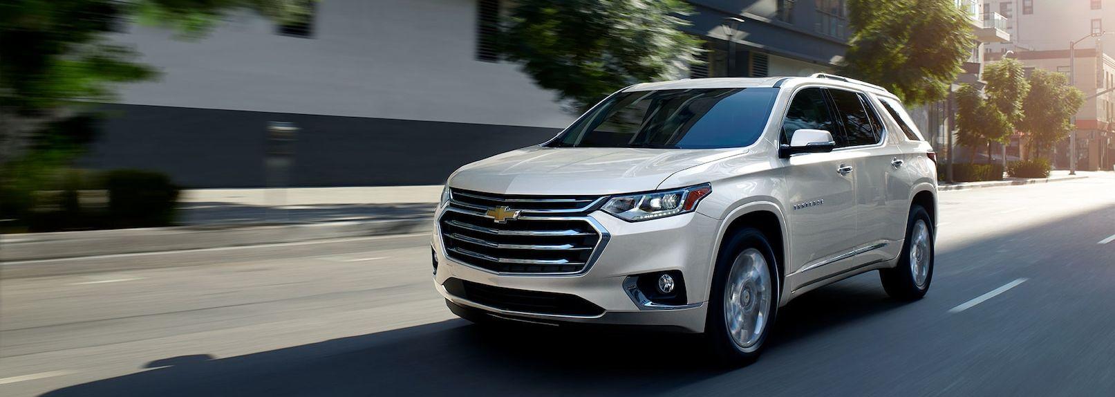 2019 Chevrolet Traverse for Sale near Lapeer, MI