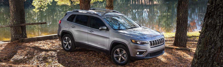 2019 Jeep Cherokee Leasing near Mount Washington, KY