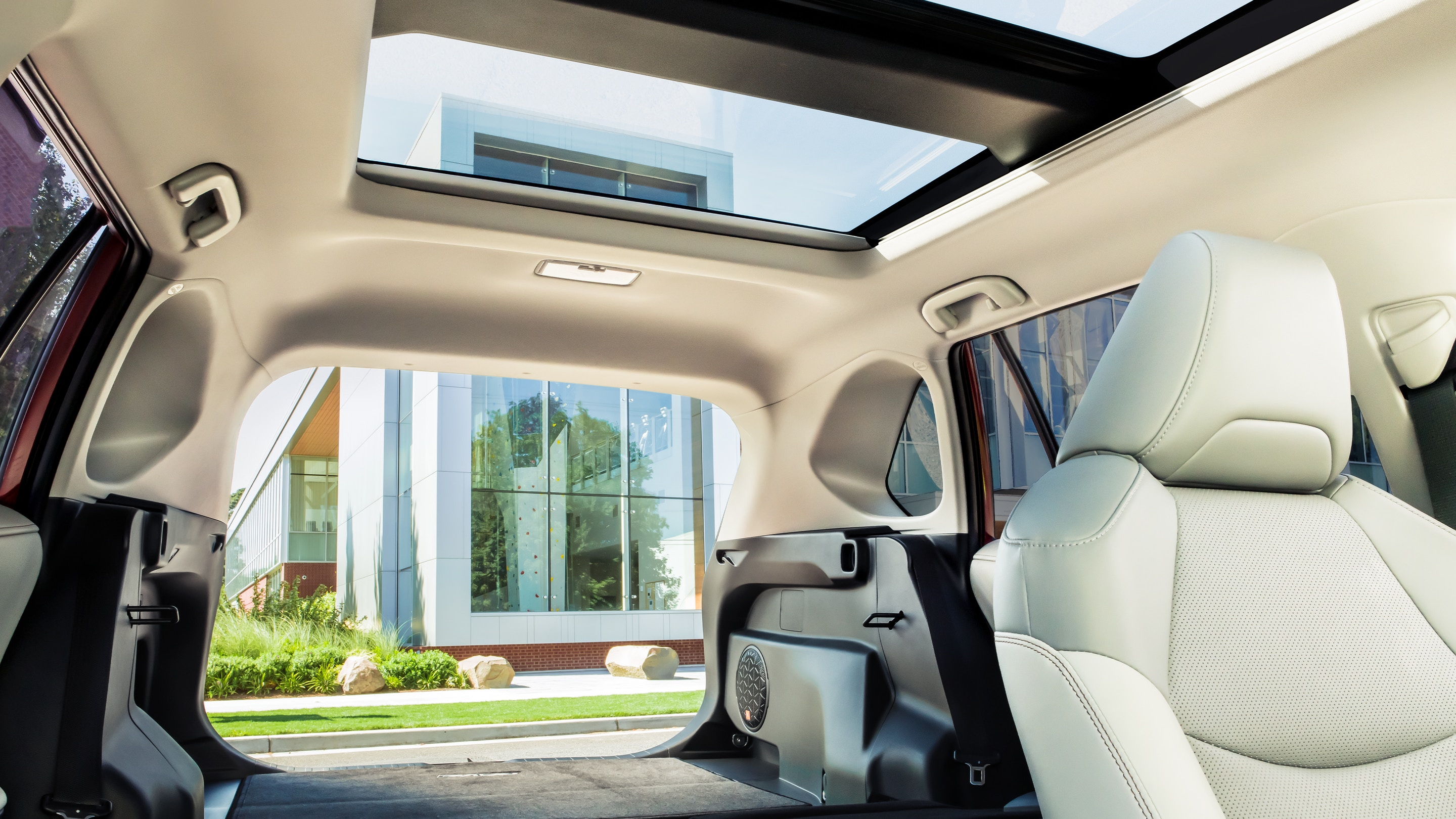 There's Plenty of Room For All Your Items in the RAV4!