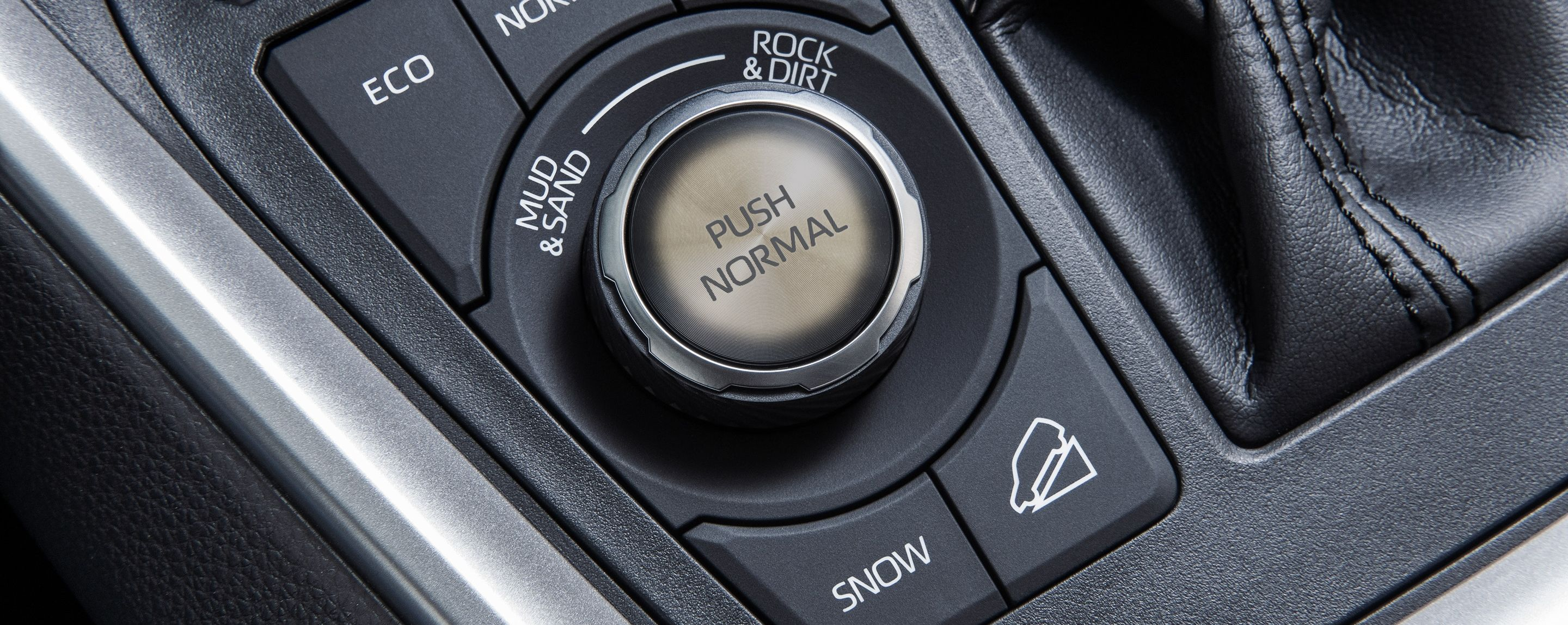 Drive Modes in the 2019 RAV4