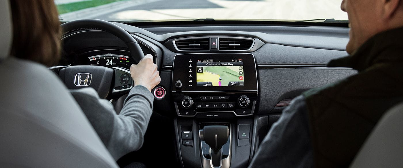 2019 Honda CR-V Center Console