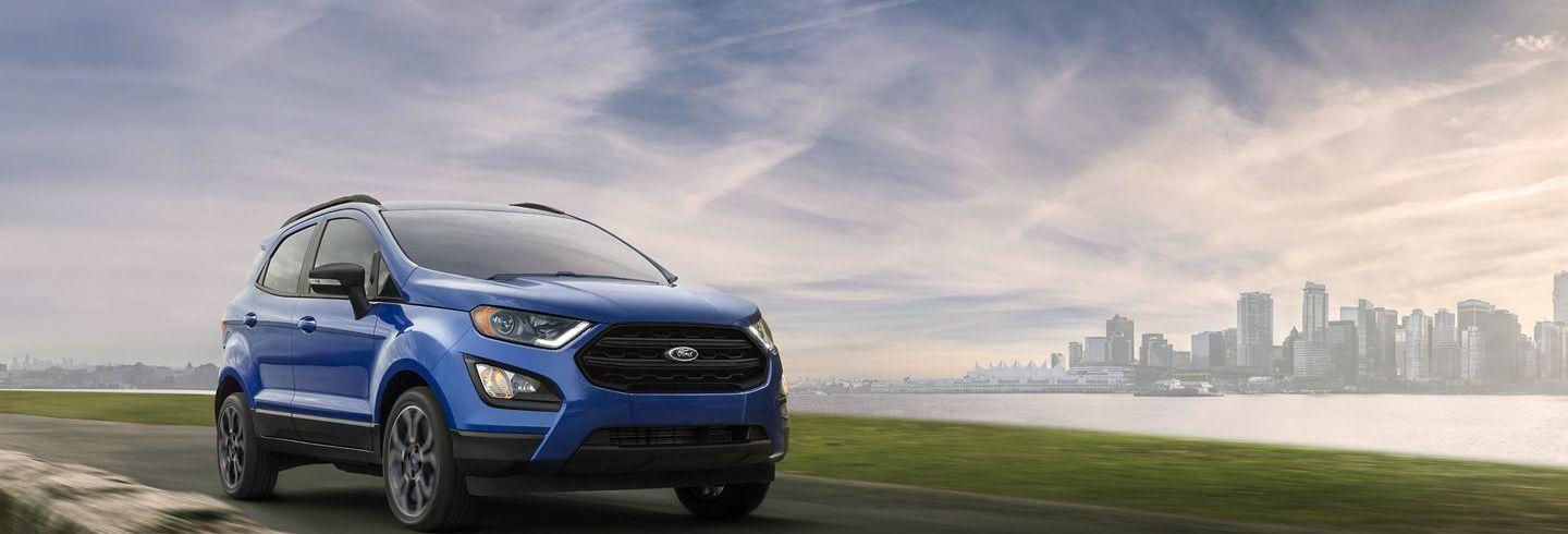 2019 Ford EcoSport for Sale near Forney, TX