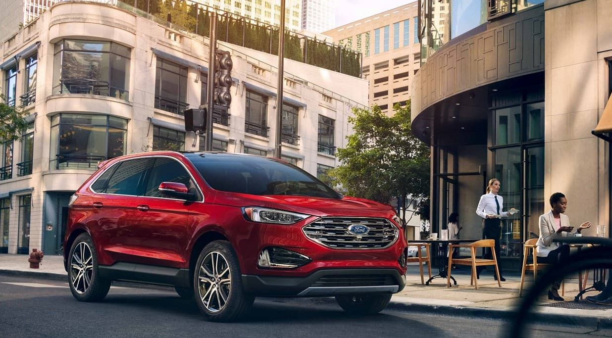 2019 Ford Edge for Sale near Forney, TX