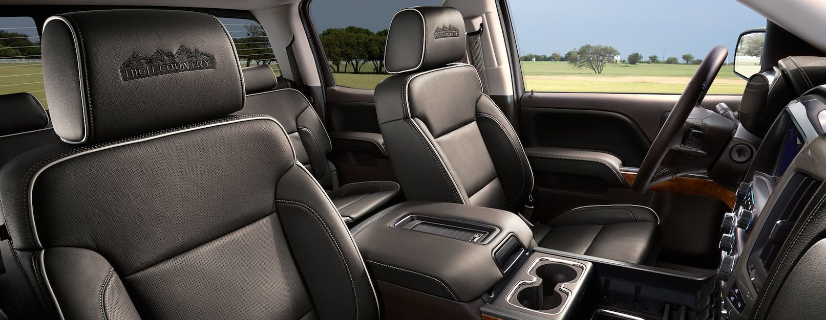 Supple Seating in the Silverado 1500
